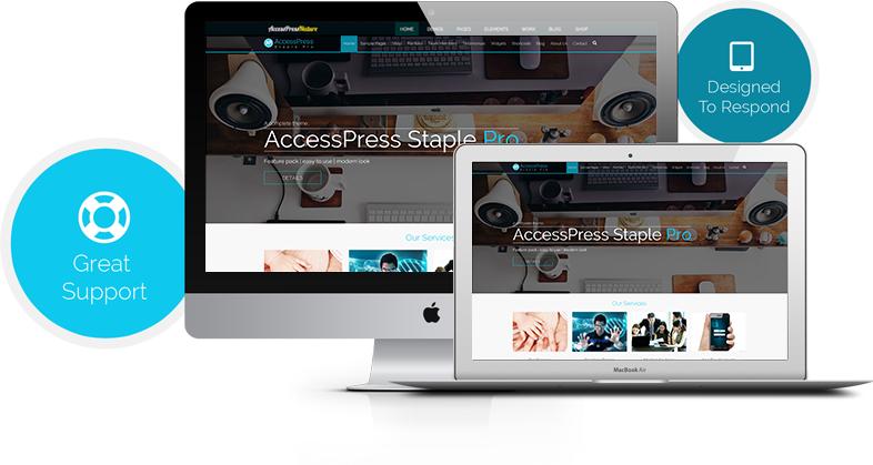 About AccessPress Pro